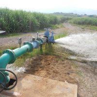presión equipo de bombeo de agua