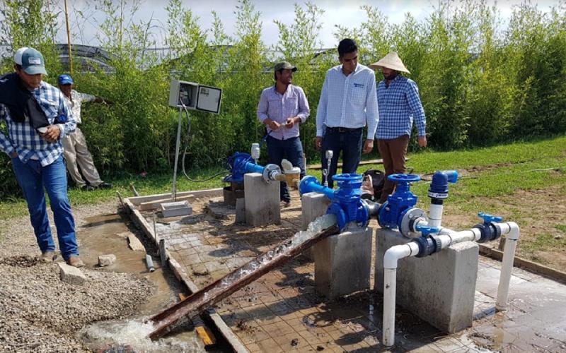 Más agua con tecnología Airburst